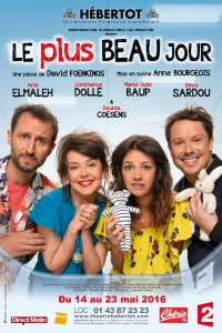 Le Plus Beau Jour au Théâtre Hébertot