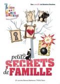 Petits secrets de famille au Théâtre des Blancs-Manteaux