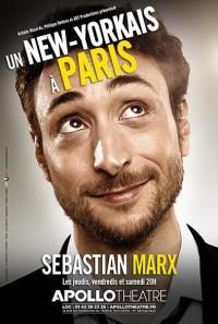 Sebastian Marx : Un new-yorkais à Paris à l'Apollo Théâtre