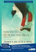 Kim Vân Kiêu, ou le jeu des Dieux au Théâtre de verdure du Jardin Shakespeare