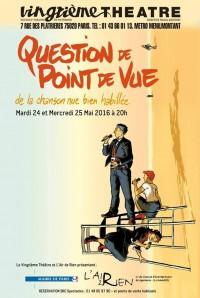 Question de point de vue au Vingtième Théâtre
