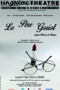 Le Père Goriot au Vingtième Théâtre