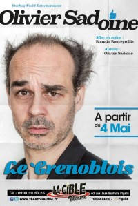 Olivier Sadoine : Le Grenoblois à La Cible