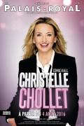Christelle Chollet : Comic-Hall au Théâtre du Palais-Royal
