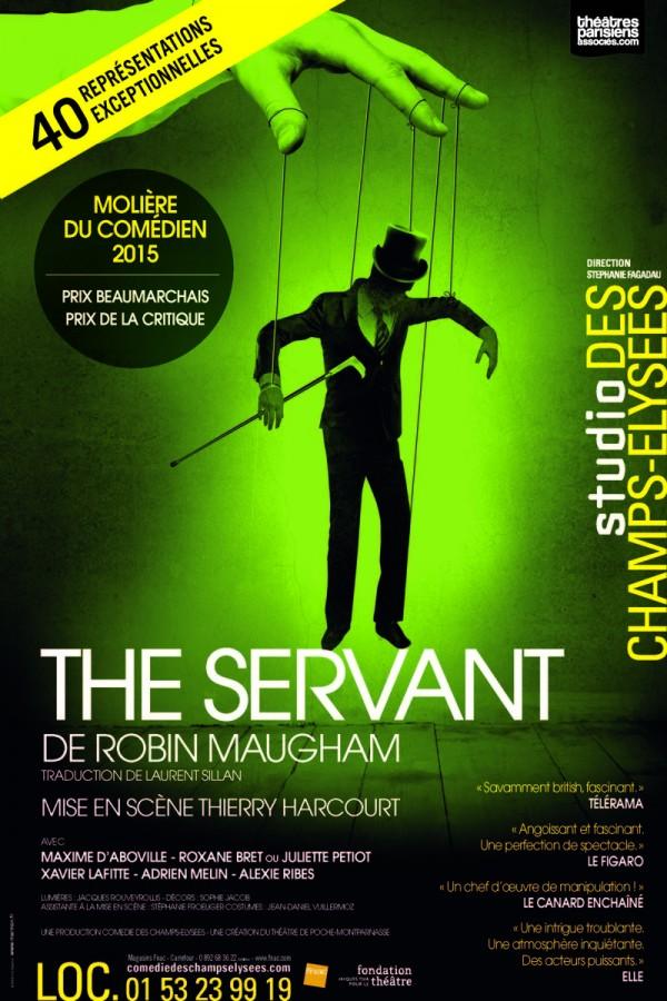 The Servant au Studio des Champs-Élysées