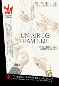 Un air de famille à L'Auguste Théâtre