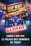 La Finale du Hip Hop international au Palais des Congrès de Paris