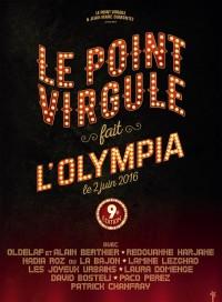 Le Point Virgule fait l'Olympia : 9e édition