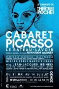 Cabaret Picasso : le Bateau-Lavoir au Théâtre de Poche