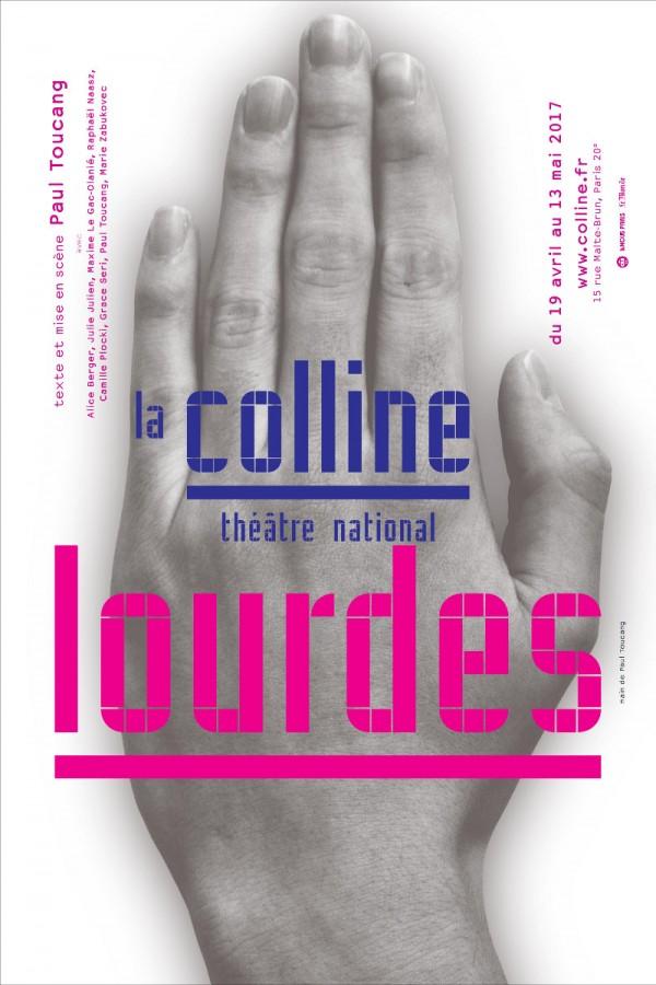 Lourdes au Théâtre de la Colline