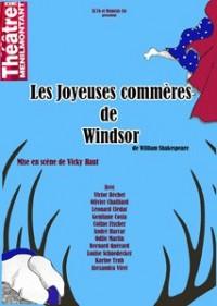 Les Joyeuses Commères de Windsor au Théâtre de Ménilmontant