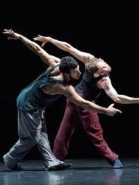 Duo 2015 - William Forsythe : Brigel Gjoka et Riley Watts