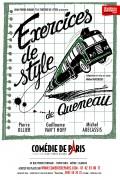 Exercices de style à la Comédie de Paris
