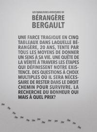 Les Fabuleuses Aventures de Bérangère Bergault au Théâtre de Verre