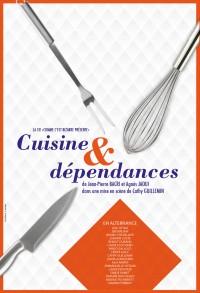 Cuisine et dépendances à la Folie Théâtre