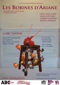 Les Bobines d'Ariane à l'ABC Théâtre