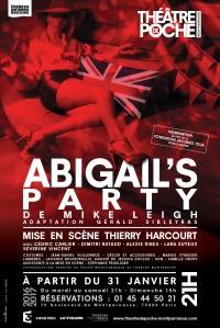 Abigail's Party au Théâtre de Poche-Montparnasse