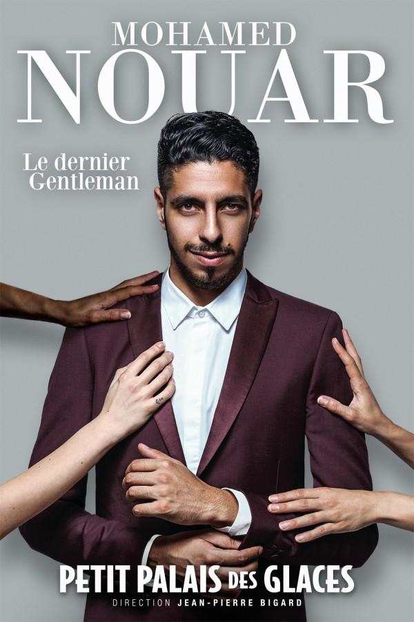 Mohamed Nouar : Le Dernier Gentleman au Palais des Glaces