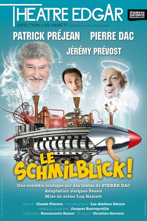 Le Schmilblick ! au Théâtre Edgar