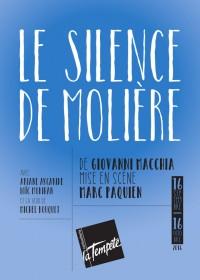 Le Silence de Molière au Théâtre de la Tempête