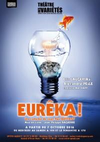 Eurêka ! au Théâtre des Variétés