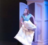 La Femme perplexe : Frédérique Sayagh au Théo Théâtre