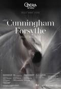Merce Cunningham / William Forsythe à l'Opéra Garnier