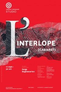 L'Interlope à la Comédie-Française - Studio-Théâtre