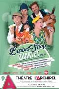 Barber Shop Quartet au Théâtre L'Archipel : Affiche
