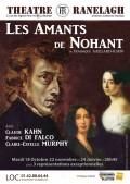 Les Amants de Nohant au Théâtre Ranelagh