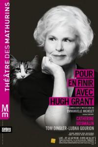 Pour en finir avec Hugh Grant au Théâtre des Mathurins : Affiche