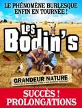 Les Bodin's : Grandeur nature au Zénith de Paris