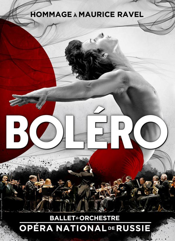 Boléro, hommage à Maurice Ravel au Palais des Congrès