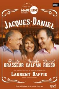 Jacques Daniel au Théâtre de la Madeleine