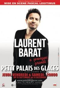 Laurent Barat a (presque) grandi ! au Palais des Glaces