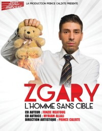 Zgary : L'Homme sans cible au Théâtre Darius Milhaud