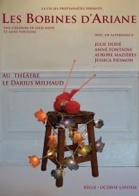 Les Bobines d'Ariane au Théâtre Darius Milhaud