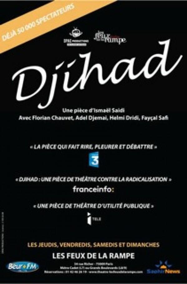 Djihad au Théâtre Les Feux de la Rampe