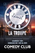 Jamel Comedy Club : La Troupe