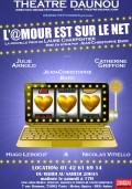 L'amour est sur le net au Théâtre Daunou