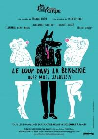 Le Loup dans la bergerie au Théâtre Les Feux de la Rampe