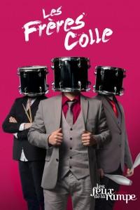 Les Frères Colle : Jonglage percutant au Théâtre Les Feux de la Rampe
