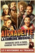 Airnadette, la comédie musiculte au Trianon