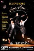 Flon flon ou La véritable histoire de l'humanité au Théâtre de la Gaîté-Montparnasse