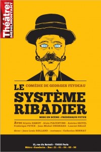 Le Système Ribadier au Théâtre de Ménilmontant