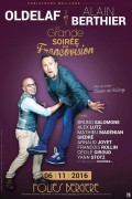 Oldelaf et Alain Berthier : La grande soirée de la Francovision aux Folies Bergère