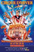 Surprise au Cirque d'Hiver Bouglione