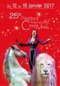 25ème Festival international du Cirque de Massy : Affiche