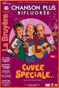 Chanson Plus Bifluorée : Cuvée spéciale au Théâtre La Bruyère
