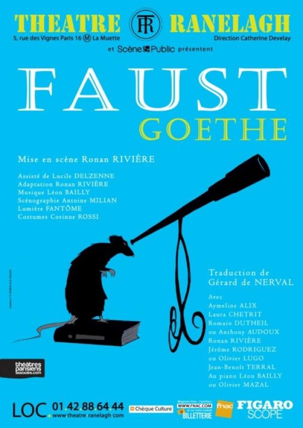 Faust au Théâtre Ranelagh